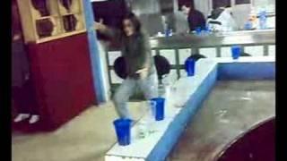 Branko Lepi dancing