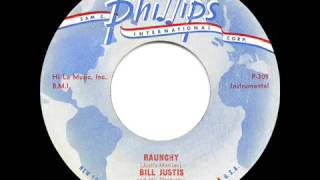 1957 HITS ARCHIVE  Raunchy   Bill Justis