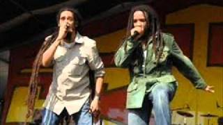 Stephen Marley Ft. Damian Marley & Buju Banton - THE TRAFFIC JAM su G-SHOCK Riddim