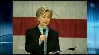 Desperate Hillary attacks Obama as Polls Sink