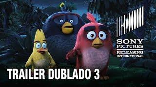 Angry Birds - O Filme   Trailer dublado 3   12 de maio nos cinemas