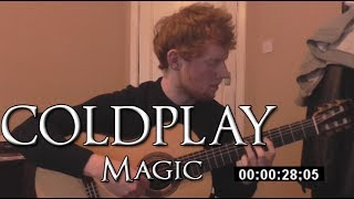 Coldplay Magic Guitar Cover - Callum McGaw