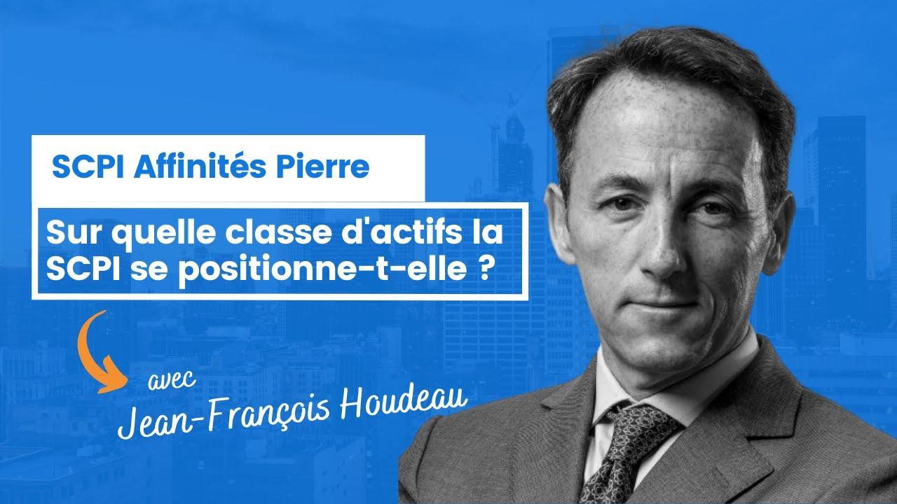 Sur quelle classe d'actifs Affinités Pierre se positionne-t-elle ?