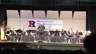 Honors Winds Symphony Band - Roxbury High School
