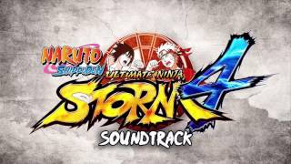 Naruto Shippuden Ultimate Ninja Storm 4 Soundtrack Juubi Boss 1st Form