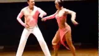 David and Paulina - 2013 Istanbul International Dance Festival - Saturday (copy 1)