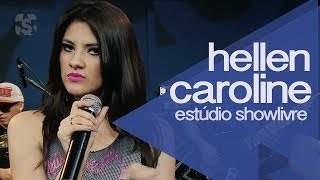 """To te filmando"" - Hellen Caroline no Estúdio Showlivre 2014"