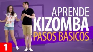 APRENDER A BAILAR KIZOMBA: PASOS BÁSICOS – Kizomba para Principiantes #1