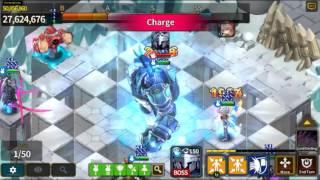 FWT Fantasy War Tactics Monday Guild Raid Evan Lee Deimos