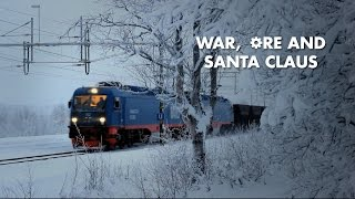 Chris Tarrant: Extreme Railway Journeys - 'War, Ore and Santa Claus'