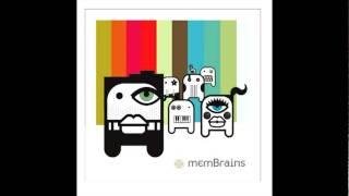 memBrains - Drive Me Far