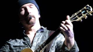 U2 - Stay (Faraway, So Close) Live Magnetic Hill Moncton