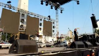 Se molesta José Madero en concierto GDL joven