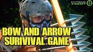 Extreme Airsoft Rhode Island: Bow and Arrow Survival Game (South Kingstown, RI)