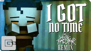 ANTI-NIGHTCORE | FNAF 4 REMIX ▶ The Living Tombstone - I Got No Time [SFM] | CG5