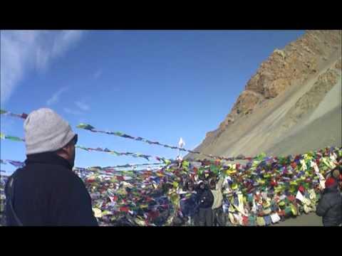 Überquerung des Thorung La (5.416 m)