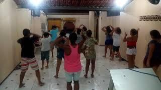 Ministério de dança tribo do leão Gileade Caponga