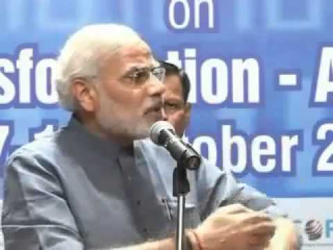 center has asked state governments to follow PDS model of Gujrat : Shri Narendra Modi