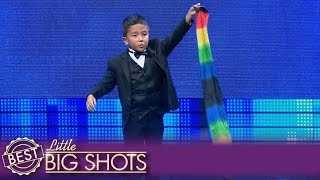 Mateo the Magician Sends the Crowd Wild | Colombia Little Big Shots
