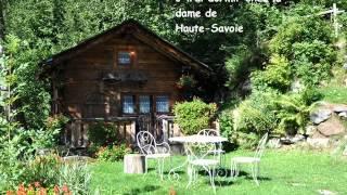 FRANCIS CABREL La Dame de Haute Savoie