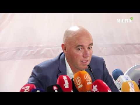 Video : Miguel Gamondi : «Mon projet s'étale sur 3 axes : sportif, médical et administratif»
