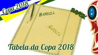 Tabela da Copa 2018 width=
