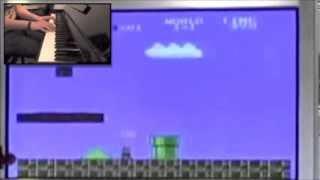 """""""Super Mario Bros"""" - Theme Song Cover"""