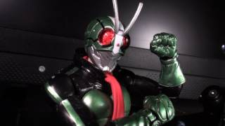 SH Figuarts Kamen Rider 2 (The First Ver.) - Vangelus Review 17-R