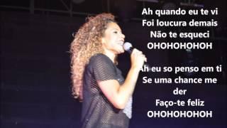 Adriana Lua PRA SEMPRE TUA BABY Karaoke