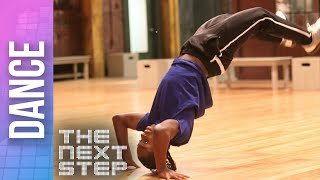 """The Next Step - Extended Dance: Cooper """"Oxygen"""" Solo (Season 4)"""