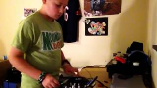 Scratch sample on IDJ Live