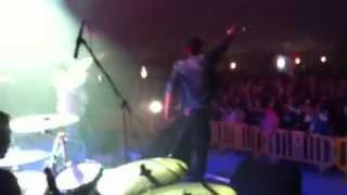 """Jimmy P - """"Cara Metade"""" (excerto), Ao Vivo em Marina d'Or (Espanha)"""