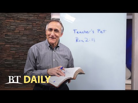 BT Daily: Teacher's Pet?