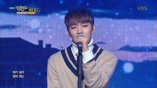 뮤직뱅크 Music Bank - 백퍼센트 - 어디 있니 (100% - sketch U).20170224