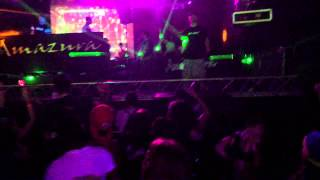 Psyko Punkz playing Headhunterz's Now is the time (live)