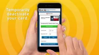 Freeze and Unfreeze your Debit Card!