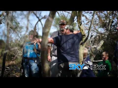 Skybok: Zingela Archery (Jeffrey's Bay, South Africa)