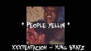 xxxtentacion - YuNg BrAtZ (Lyrics)