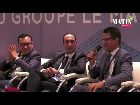 Video : Matinales Groupe Le Matin : intervention de Zakaria Fahim