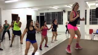 Ela Tá Dançando - Fred e Gustavo - Zumba by Lilian Mazzolani