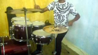 junior drums gospel