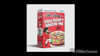 You don't know me  - Jax Jones feat. RAYE - MALE VERSION
