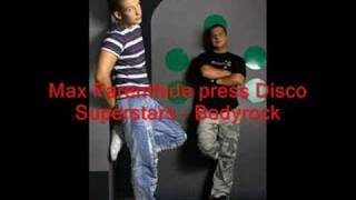 Max Farenthide press Disco Superstars - Bodyrock