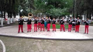 El son de la rabia - La Llegadora Banda Centella