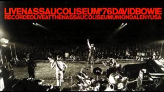 David Bowie - Life on Mars? (live 1976 - Nassau Coliseum)