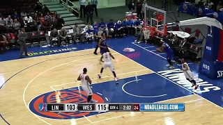 Kevin Capers posts 14 points & 10 assists vs. the Nets