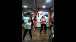 Marama Loquita clases de baile con Blas Ocampos
