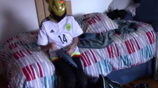 Intro to el futbolista enmascardo