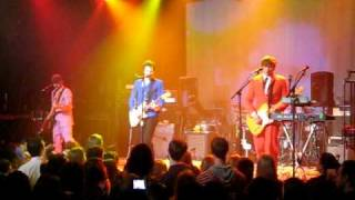 OK Go Debaser (Pixies Cover) Live @ Music Hall of Williamsburg NYC 4.30.10