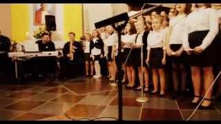 Finał koncertu dla Jana Pawła II - Barka